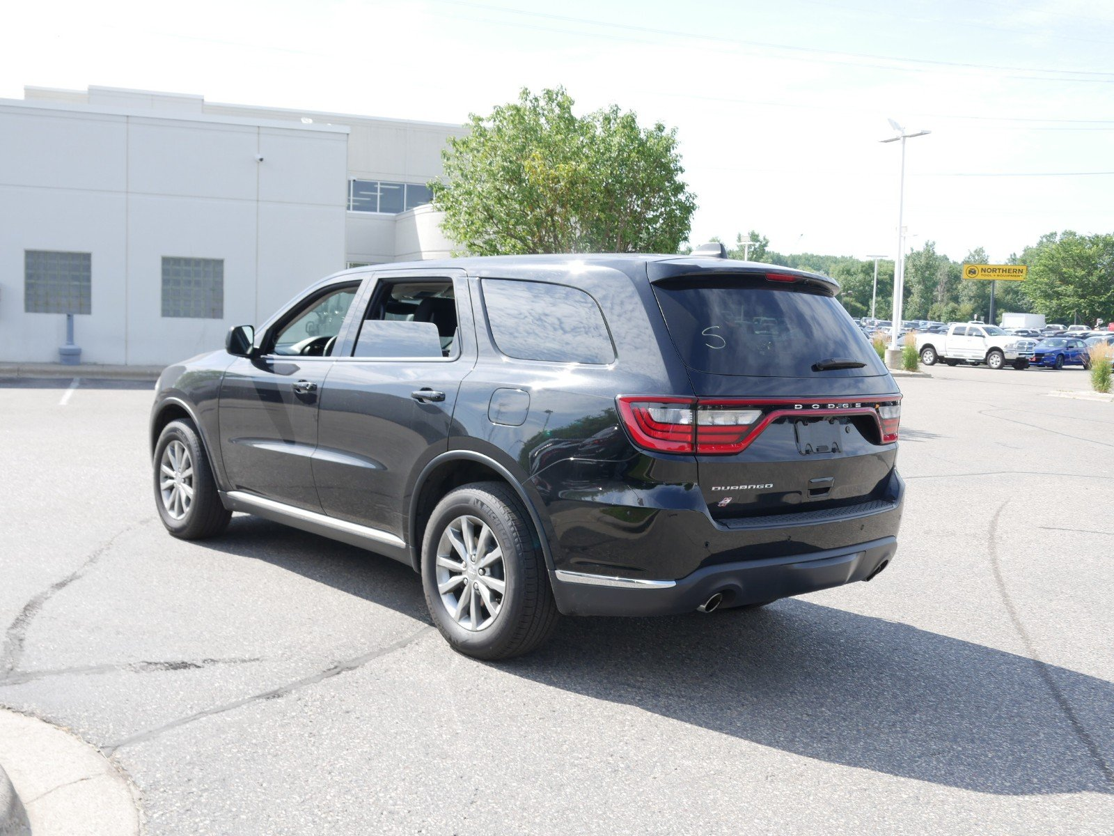 Pre-Owned 2018 Dodge Durango Special Service