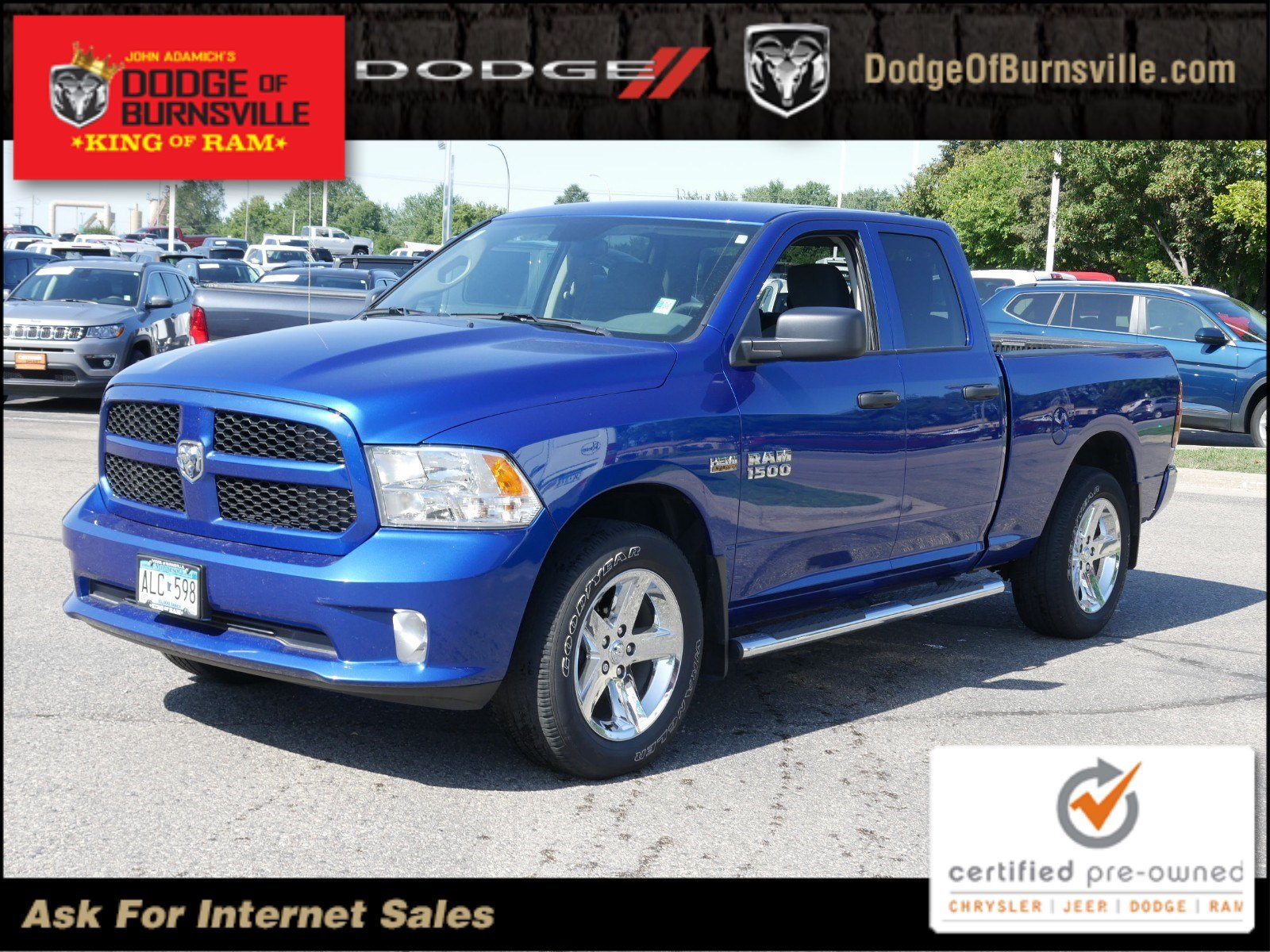 Peachy Certified Pre Owned 2018 Ram 1500 Express 4Wd Inzonedesignstudio Interior Chair Design Inzonedesignstudiocom