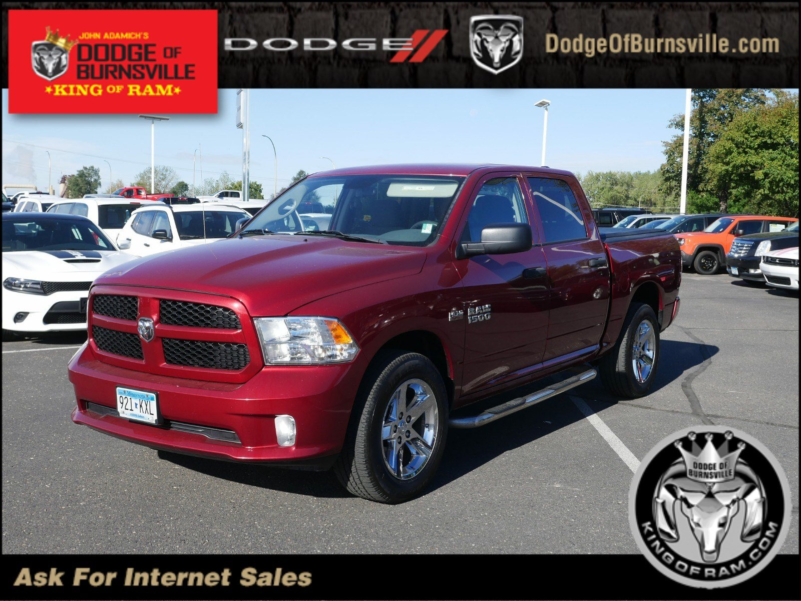 Pre Owned 2013 Ram 1500 Express Crew Cab Pickup In Burnsville 3500 Fuel Filter