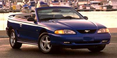 Pre-Owned 1998 Ford Mustang SVT Cobra