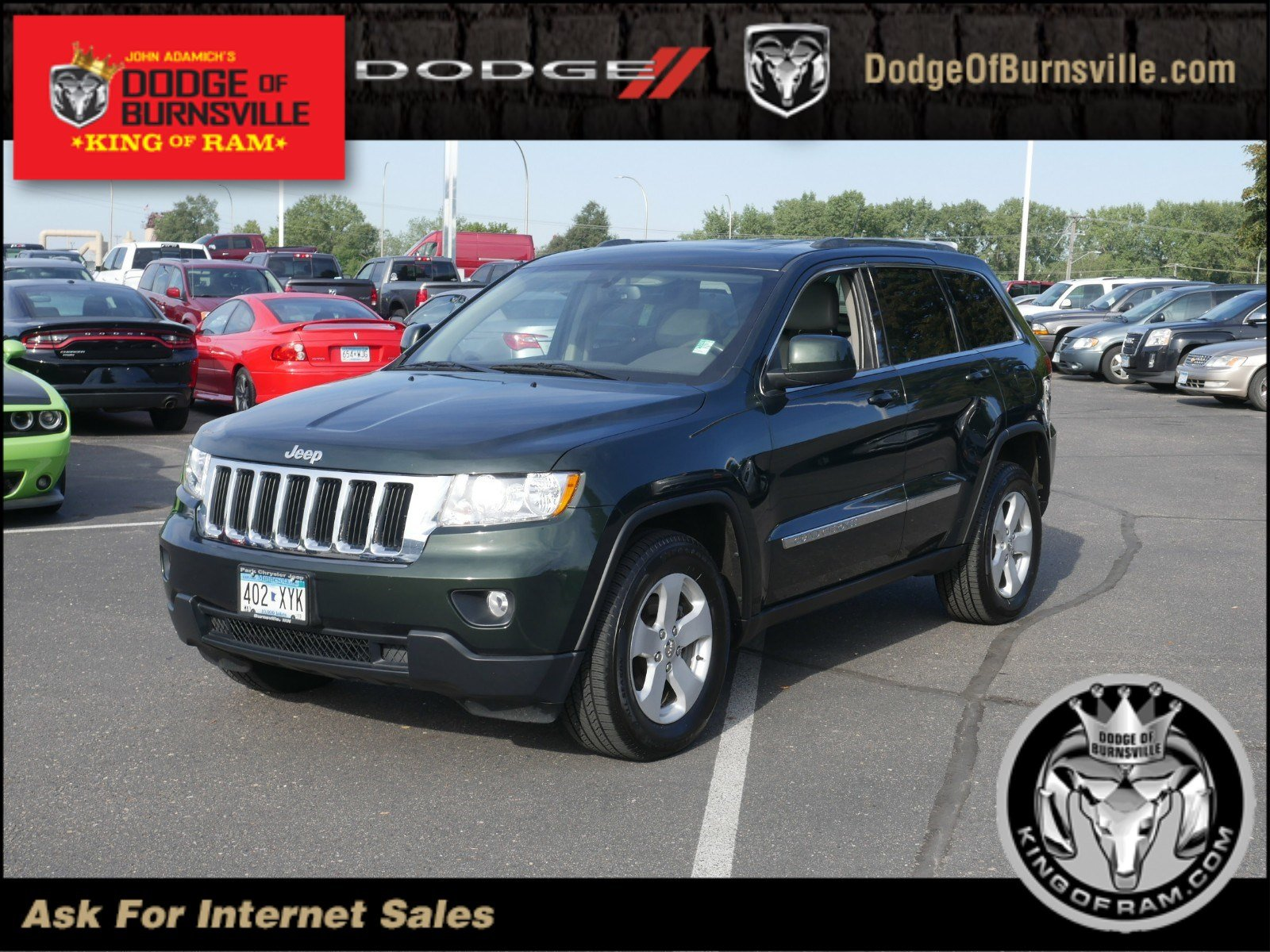 High Quality Pre Owned 2011 Jeep Grand Cherokee Laredo