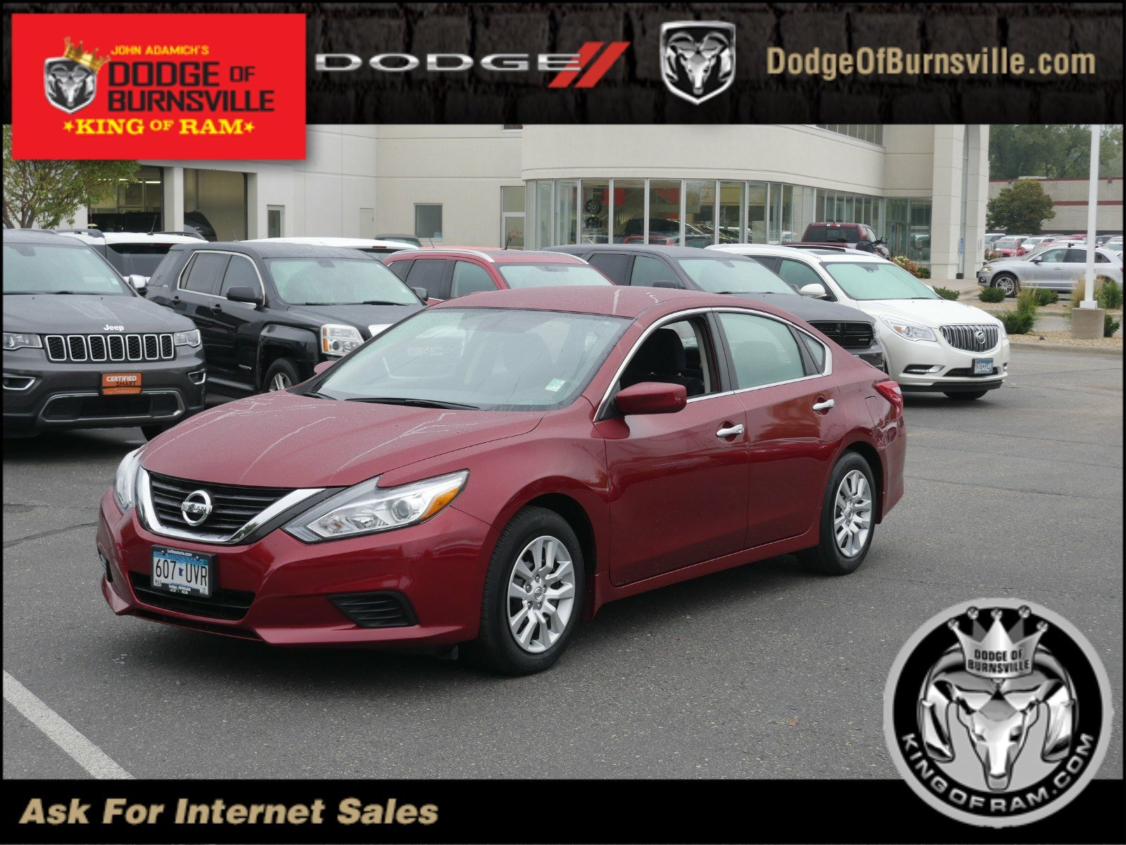 ... FRONT WHEEL DRIVE 4DR CAR. Pre Owned 2016 Nissan Altima 2.5