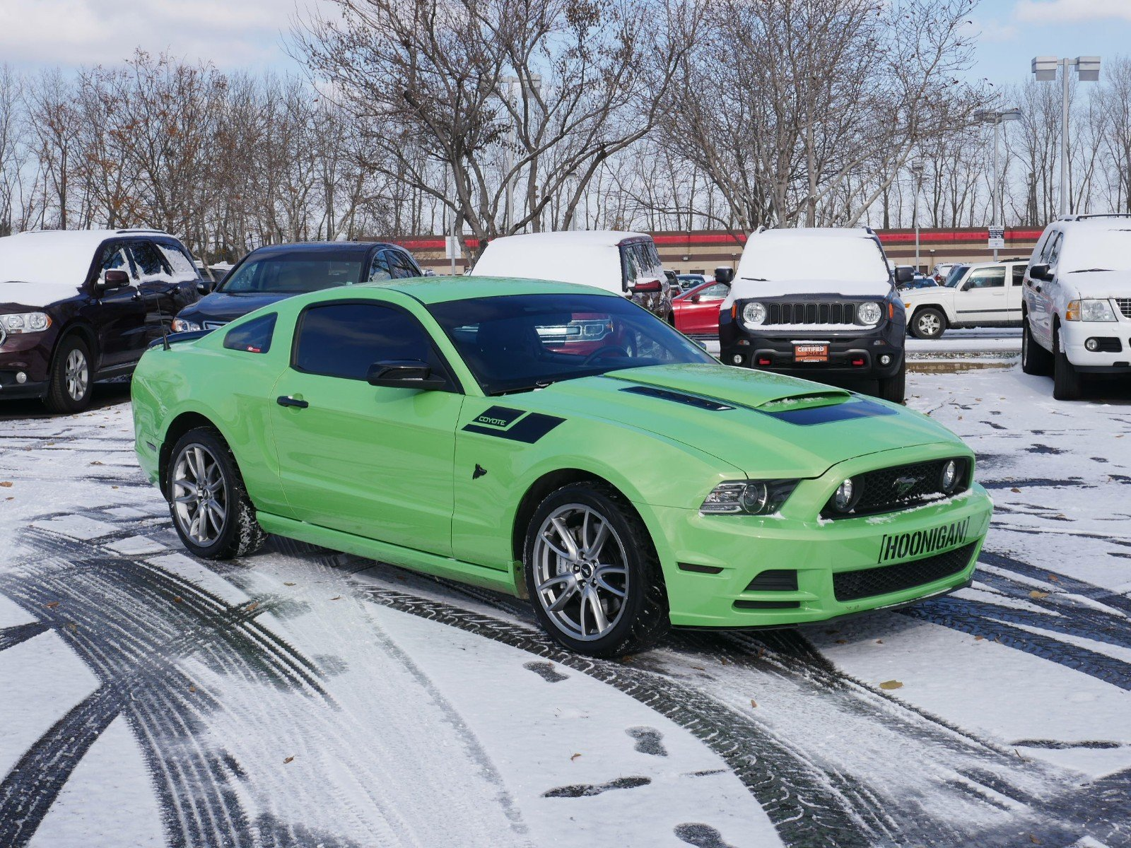 Pre Owned 2014 Ford Mustang GT 2dr Car in Burnsville N B