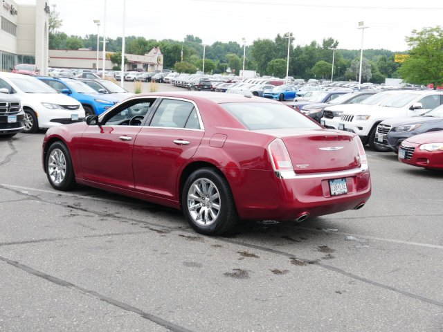 PRE-OWNED 2012 CHRYSLER 300 LIMITED RWD 4DR CAR