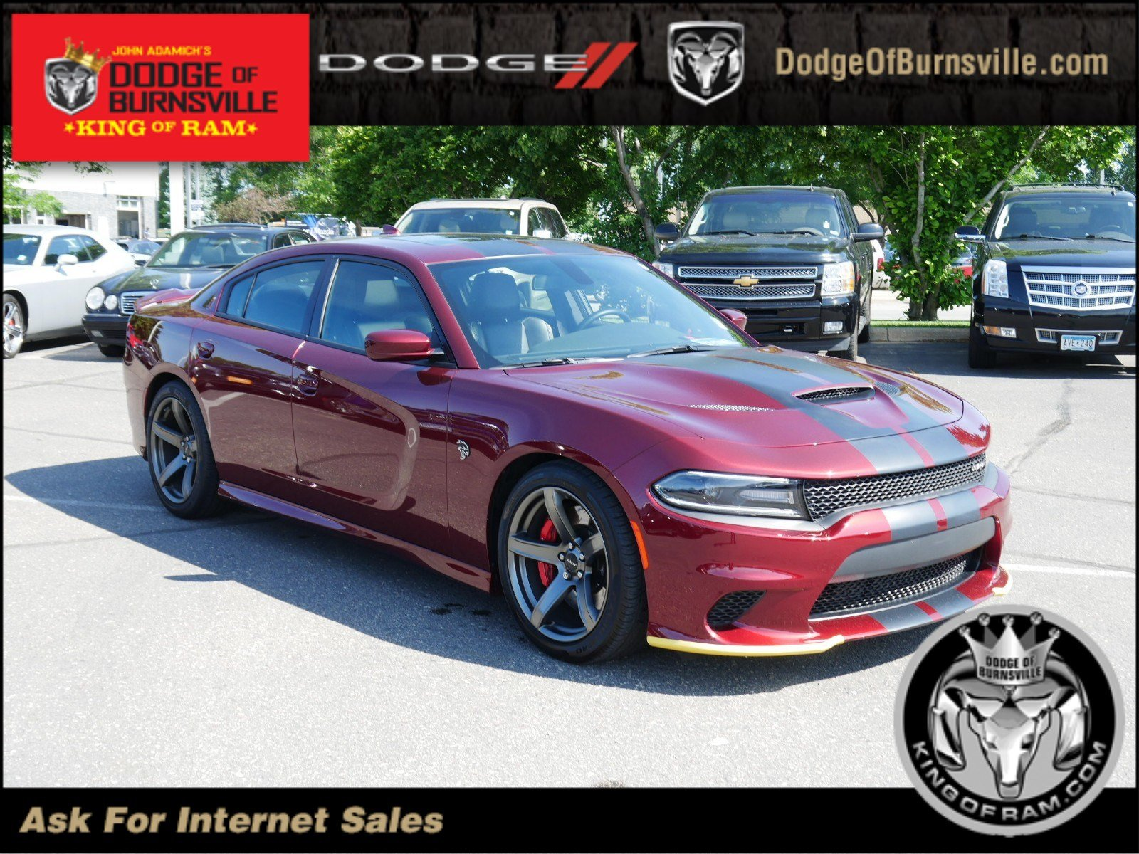Dodge Charger Srt >> Pre Owned 2018 Dodge Charger Srt Hellcat Rwd 4dr Car