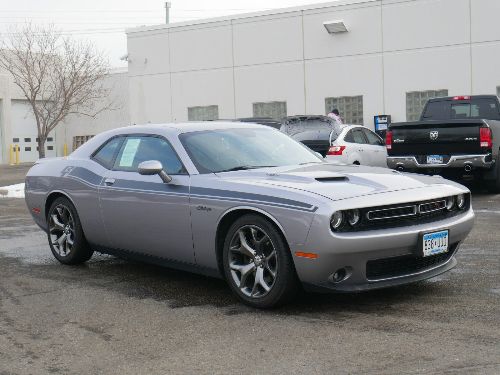 Certified Pre-Owned 2015 Dodge Challenger R/T Plus