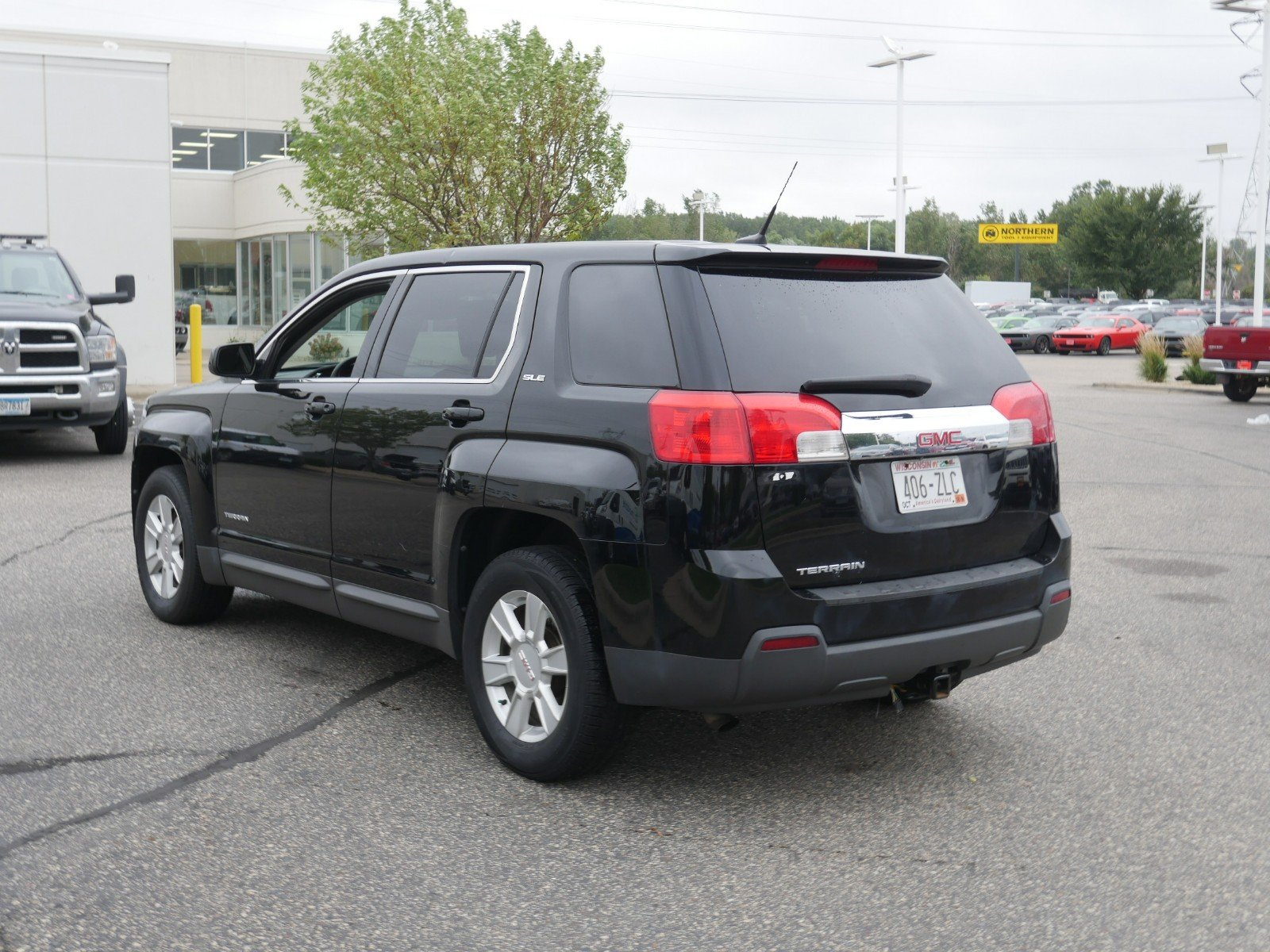 Pre Owned 2011 Gmc Terrain Sle 1 Sport Utility In Burnsville 2012 Fuel Filter