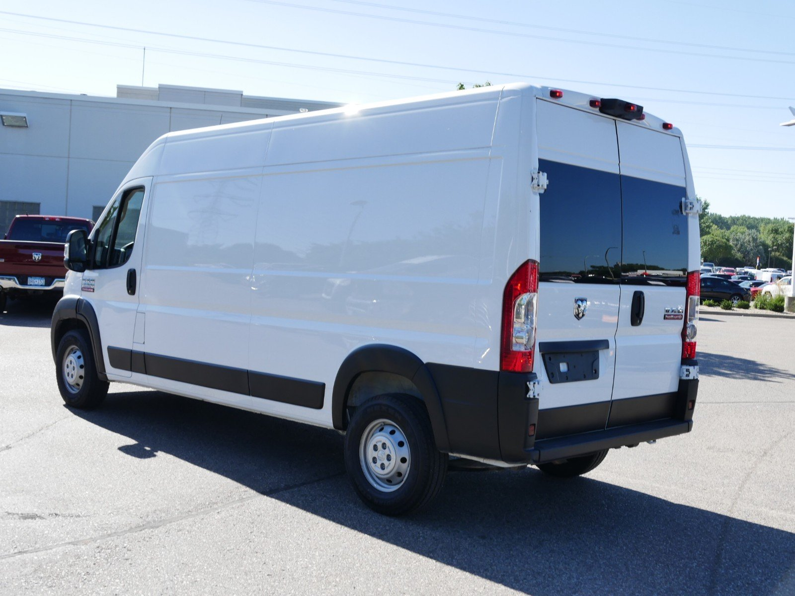 Certified Pre-Owned 2019 Ram ProMaster Cargo Van High Roof