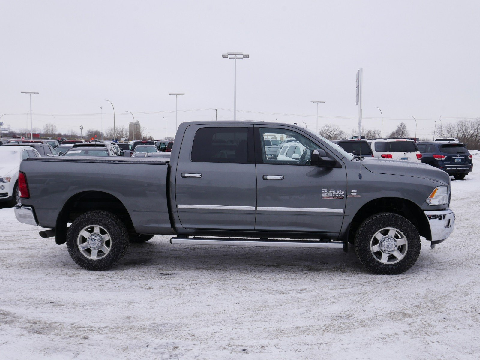 Pre-Owned 2013 Ram 2500 Big Horn