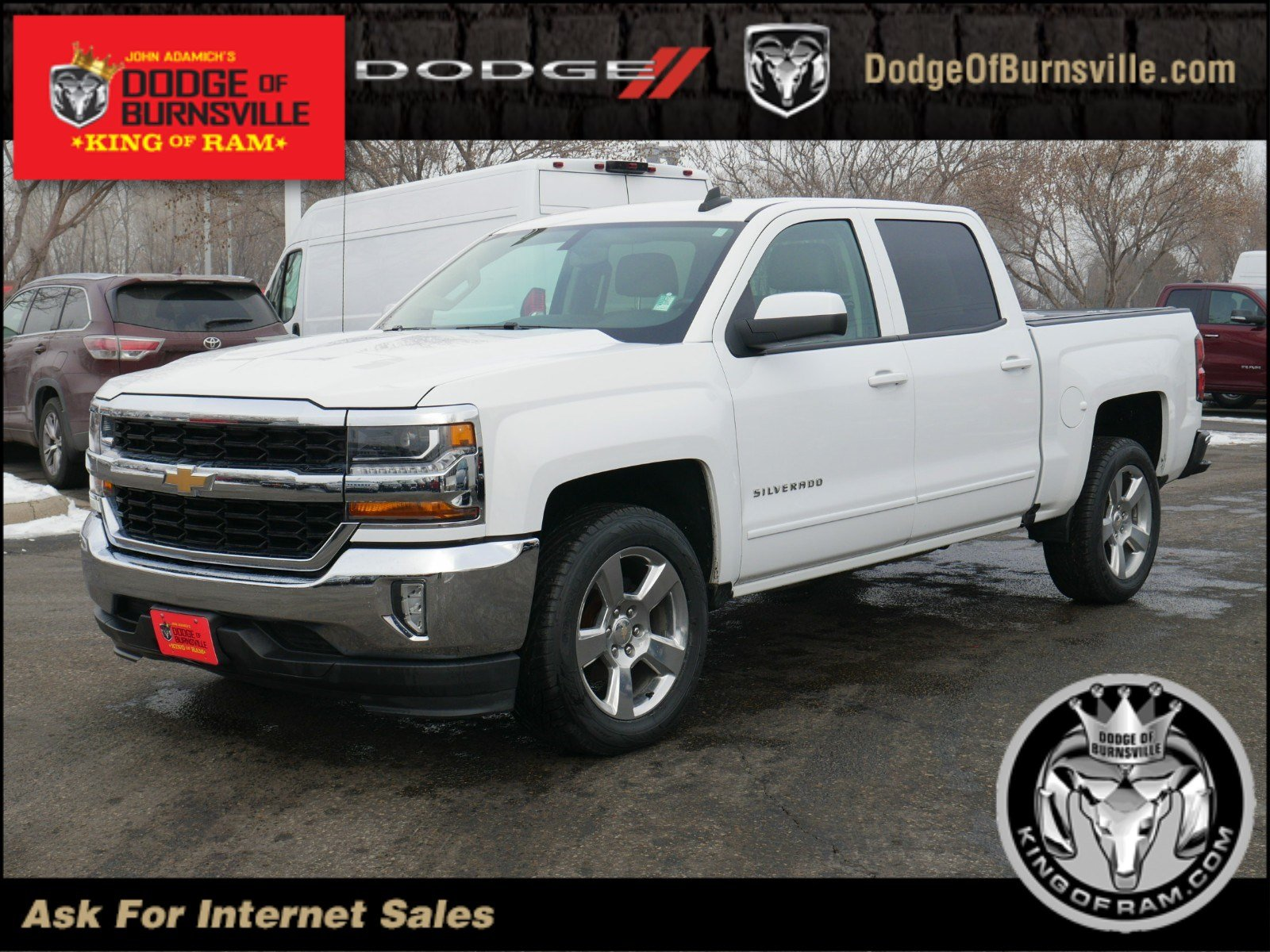 Pre Owned 2017 Chevrolet Silverado 1500 Lt Crew Cab Pickup In