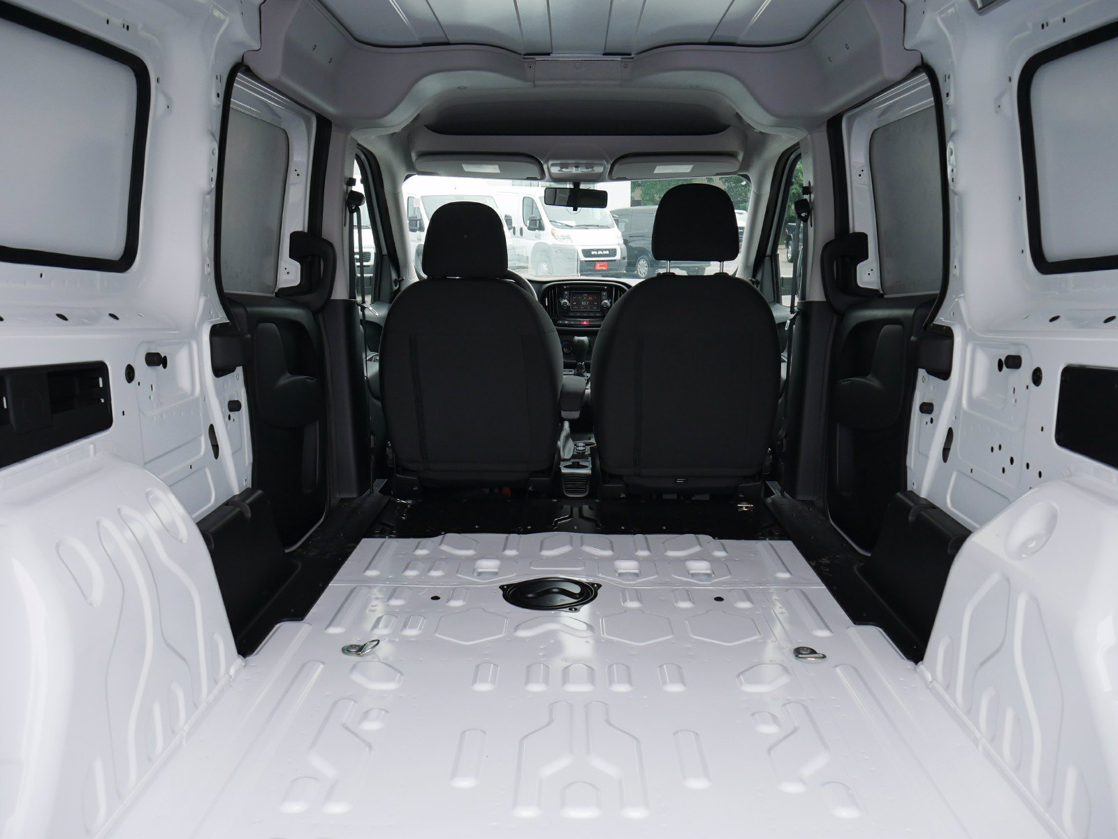 New 2020 RAM ProMaster City Tradesman