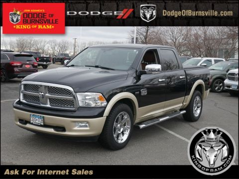 Pre-Owned 2011 Ram 1500 Laramie Longhorn Edition