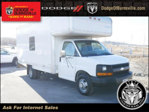 Pre-Owned 2003 Chevrolet Express Commercial Cutaway C7L
