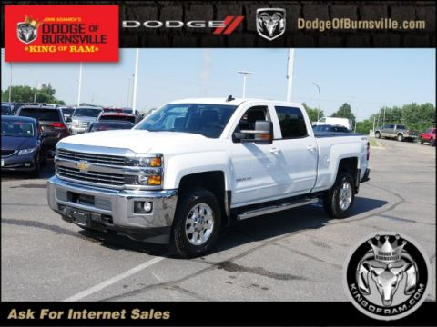 Pre-Owned 2015 Chevrolet Silverado 2500HD Built After Aug 14 LT