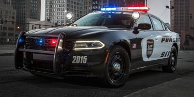 Pre-Owned 2015 Dodge Charger Police