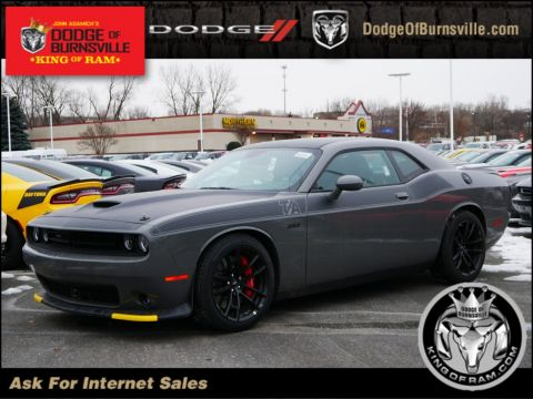 New 2018 DODGE Challenger T/A 392